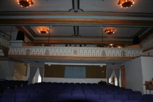 Apollo Theatre Interior