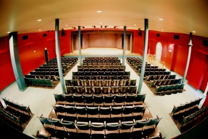 Carnegie - Auditorium - Blackbird Studio