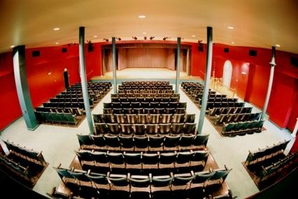 Carnegie - Auditorium - Blackbird Studio