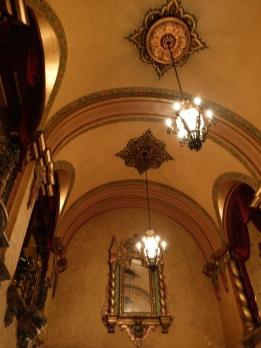 Interior of the Keith-Albee