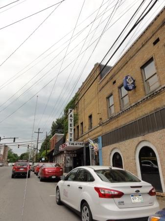 Fayette Theatre, PAWV Theatre Trail (1)