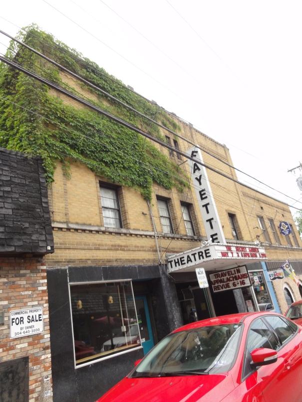 Fayette Theatre, PAWV Theatre Trail (5)