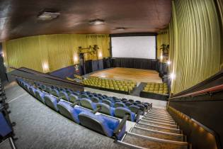 Lewis - auditorium, from FB