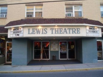 Lewis - exterior, from FB