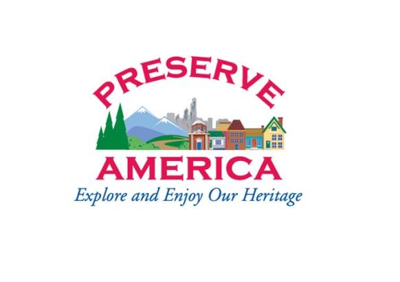 Logo - Preserve America grant
