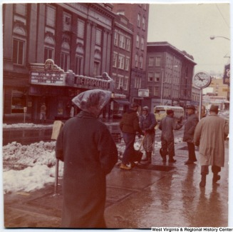 Metropolitan - archival - 1950 snow day