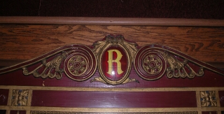 Detail of the Robey Theatre