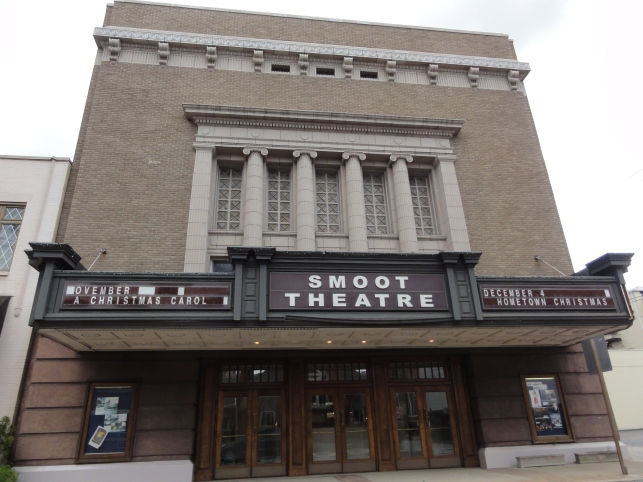 Smoot Theatre, on Trail (1)