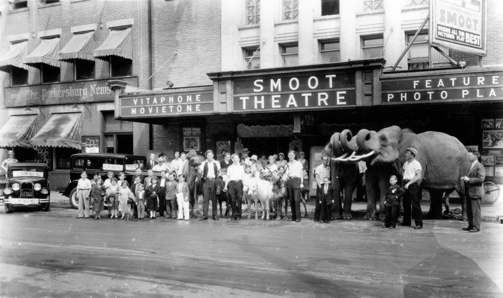 west virginia historic theatre trail a partnership