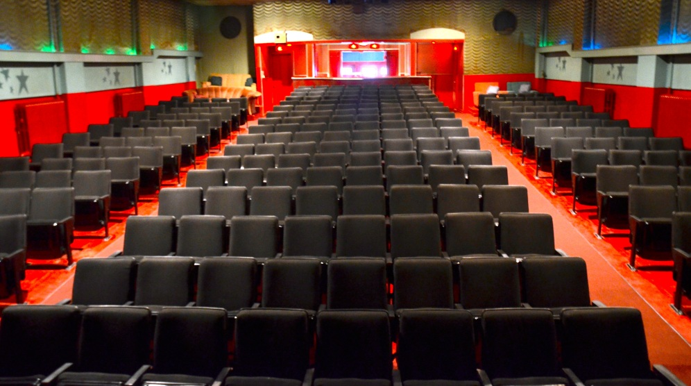 Star - new auditorium seats & carpet