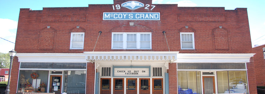 McCoy's exterior - from their website