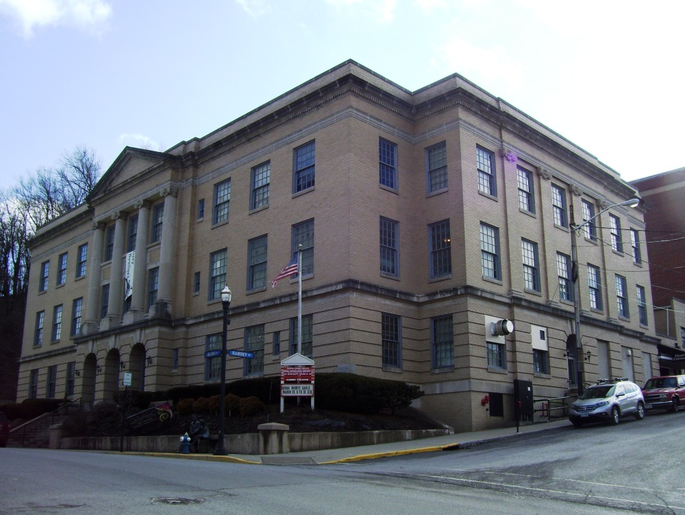 Bluefield Area Arts Center exterior