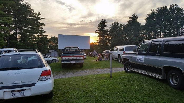 Mt Zion Drive-in - Facebook photo